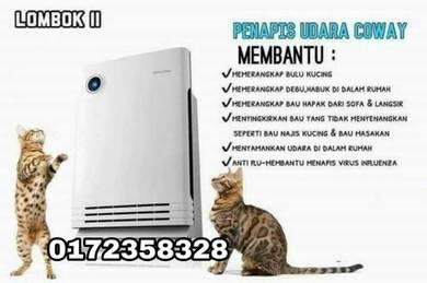 Penapis udara terhebat dariku Putrajaya13012