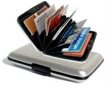 PRK - Aluma Wallet keselamatan