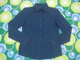 Jaker 79 SERGIO TACCHINI blue ladies shirt