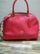 Large sierra coach handbag