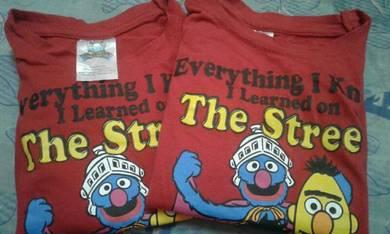 2Pasang shirt