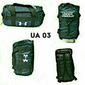 Under armour 3ways bag New 1007