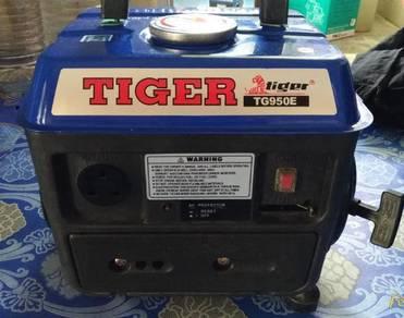 GENERATOR PORTABLE TIGER TG950(500watts)