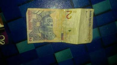 Old RM2 money