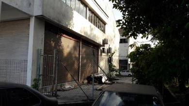 2 storey link corner factory, Taman Industri Puchong
