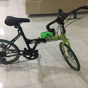 Brand New Condition Foldable Bike