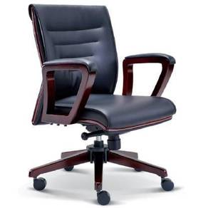 Office Simple Manager Wooden Chair OFME2314H KL PJ