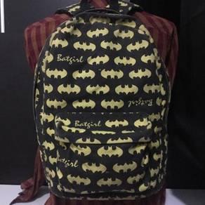 Batgirl bagpack
