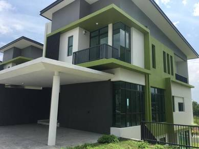 0% D/P Rawang New Bungalow The Rise Kota Emerald West Freehold