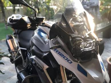 14/15 BMW R1200GS LC Like New