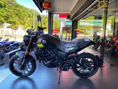 Benelli Leoncino 250 SE ABS PROMOTION REBATE