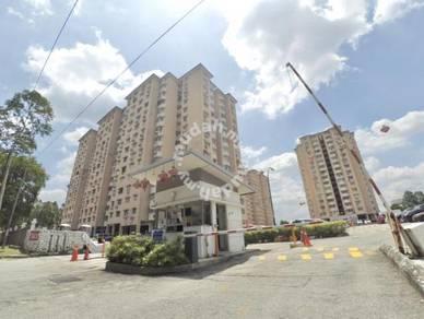 RENO🔥 STRATA READY🏡 Desa Dua Apartment Aman Puri Kepong KL