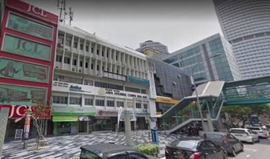 Sale of 5 Storey Building at Jalan Tuanku Abdul Rahman, Medan Tuanku