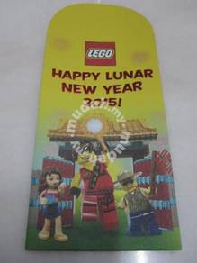 LEGO Yellow Color Ang Pow (10pcs)