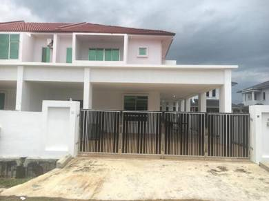Double Storey Terrace, Lutong For Sell