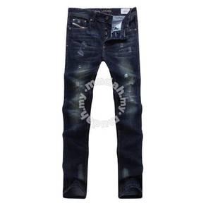Low-waist jeans Slim Men jeans D