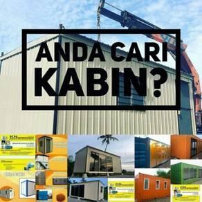 Terengganu Portable Kabin Kontena Cabin Container