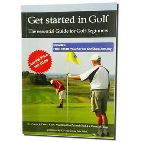 Golf Book: Get started in Golf