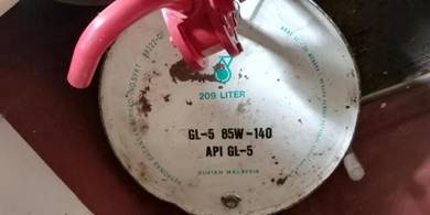 Oil lubricant / Minyak pelincir