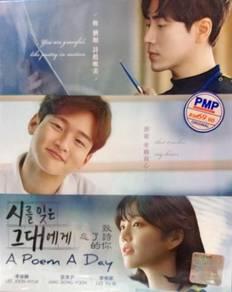 DVD Korean Drama A Poem A Day