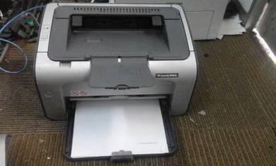 Laserjet Printer Hp p1006