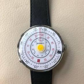Klokers Swiss Watch