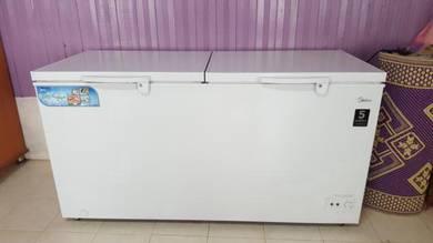 Chest freezer untuk di jual