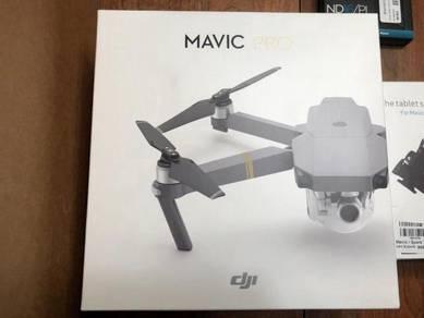 New Mavic DJI Pro Fly More Combo