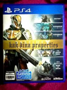 PS4 GAME - Destiny (Complete Edition)
