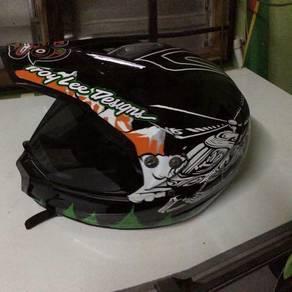 Helmet cycle cros m saiz MHR