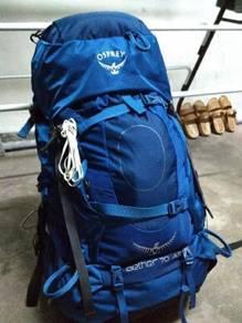 Osprey Aether AG 70L Hiking Travel Backpack