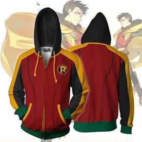 Robin hoodie jacket RBT0097