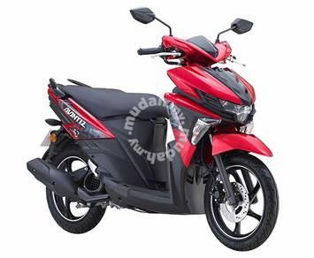 Yamaha ego avantiz 2019 raya promosi
