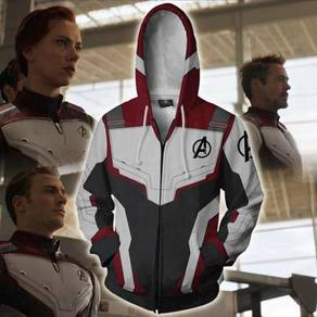 Avengers Endgame Quantum Battle hoodie RBT0092