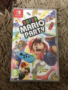 Nintendo Switch Mario Party