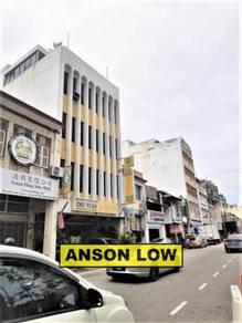 ( FIRST FLOOR SHOPLOT ) Jalan Dr Lim Chwee Leong near KOMTAR Main Road