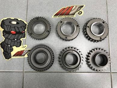 M Factory - 4, 5, 6 - Close Ratio Gear FD2 Type R