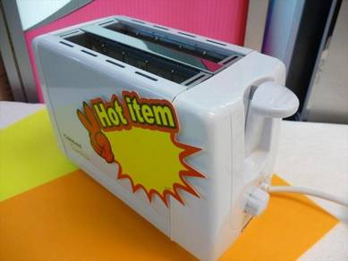 New HQ Bread Toaster