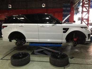 Range rover land rover engine service mobile 1
