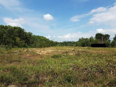 Industrial Land For Sale- Beranang