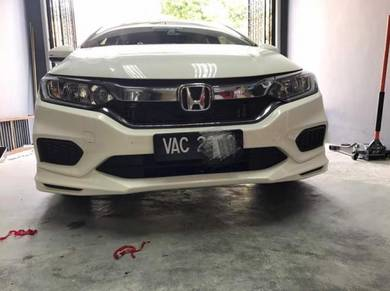 Honda city mdl bodykit oem with paint body kit
