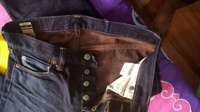 Jeans momotaro japanase