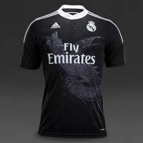 Real Madrid 3rd Kit 14/15 (Original)