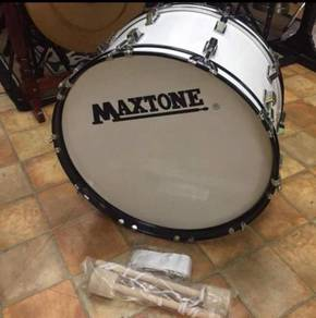 Maxtone Bass Marching Drum (20