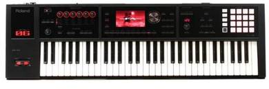 Roland FA-06 61-key Music Workstation Keyboard