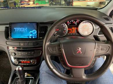 "Peugeot 508 9""android player"