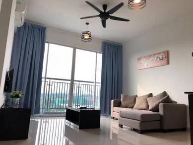 Aliff Avenue, Tampoi, 3b2t Fully Furnished, Good Condition, Low Rental