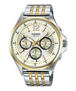Watch - Casio Date MTPE303SG-9AV - ORIGINAL