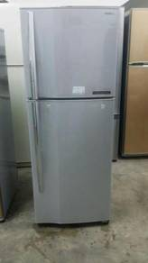 Freezer Ice Ais Peti Fridge Toshiba Refrigerator