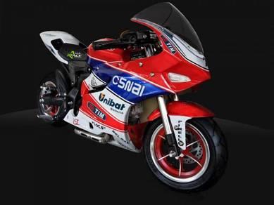Mini Bike Ducati Replika -Red